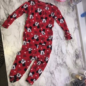 Mickey Mouse pajamas set♥️